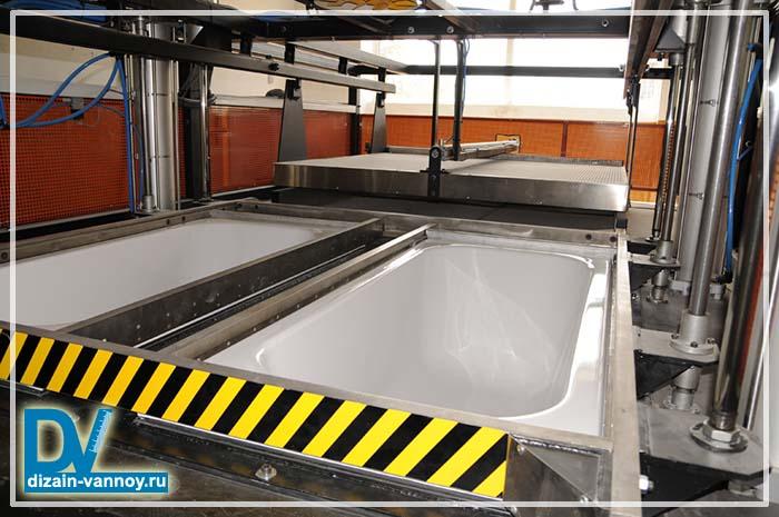 Сколько весит акриловая ванна 170 см