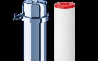 Предфильтры для очистки воды