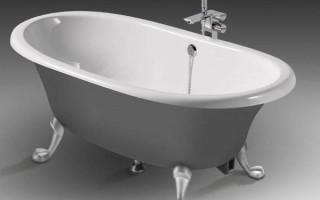 Что лучше акрил или чугун ванна