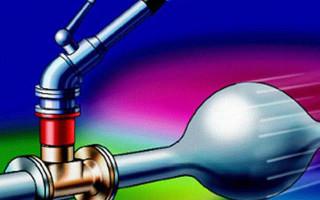 Гидравлический удар в трубопроводах