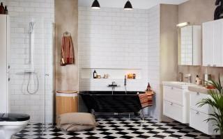 Как выбрать смеситель в ванную с душем