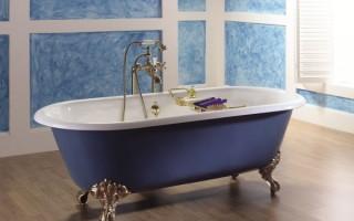 Чугунная или стальная ванна