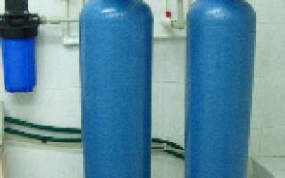 Очистка воды в частном доме