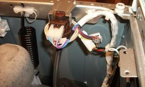 Датчик уровня воды в стиральной машине самсунг