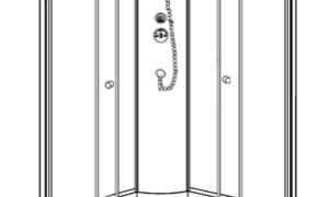 Душевая кабина ниагара 90х90 инструкция по сборке