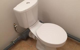 Устройство туалетного бачка