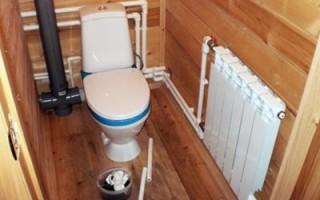Как сделать сантехнику в частном доме