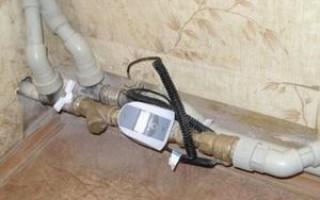 Как установить счетчик на отопление в квартире