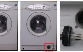 Не сливает воду стиральная машина занусси