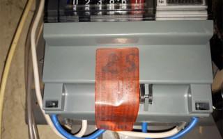 Сорвана пломба на электросчетчике что делать