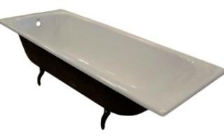 Вес чугунной ванны 170 см
